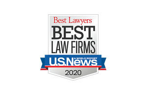 Home Page - US News & World Report Best Law Firm 2020